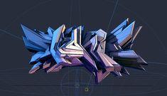 Tokie_3D_Graffiti, Daniel Schott on ArtStation at https://www.artstation.com/artwork/qeNqy