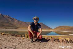 Lagunas Altiplânicas e o Salar do Atacama