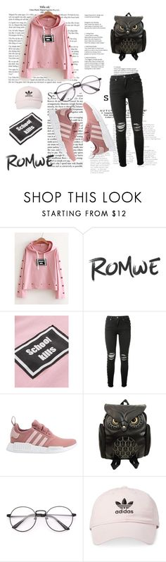 """""""Untitled #117"""" by erna-pozderovic ❤ liked on Polyvore featuring AMIRI and adidas"""