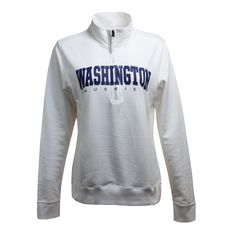 The Husky Shop - Women's Collared Huskies Half Zip - Women