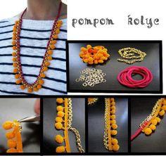 Ideas para realizar un collar!!!
