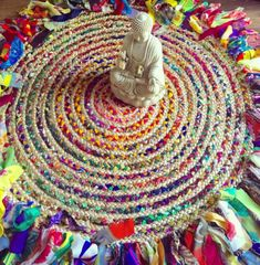 Boheme Round Rug One of A Kind