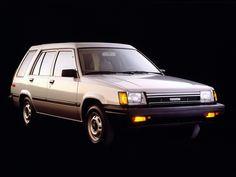 Toyota Tercel, Toyota Cars, Lexus Cars, Perfume, Japanese Cars, Station Wagon, Cars Motorcycles, Nissan, Vehicles