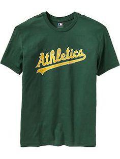 Men's MLB® Team Logo Tees