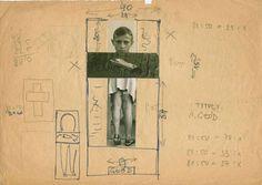 Zdzisław Beksiński, Untitled 1950s