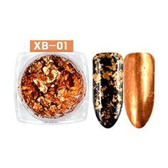 DDLBiz Chameleon Nail Art Sequins Glitter Paillette Charm... Click through for more information on the product and price.