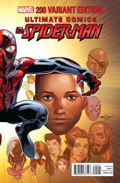 Ultimate Comics Spider-Man -- Marvel Comics -- Read on: -- Rating: Ms Marvel, Marvel Comics, Marvel Comic Books, Comic Book Characters, Comic Book Heroes, Marvel Heroes, Marvel Characters, Comic Character, Comic Books Art