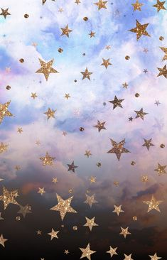 Cloudy Stars Framed Art Print by Nikkistrange - Vector Black - Star Wallpaper, Homescreen Wallpaper, Iphone Background Wallpaper, Aesthetic Iphone Wallpaper, Cool Wallpaper, Aesthetic Wallpapers, Cute Wallpaper Backgrounds, Pretty Wallpapers, Phone Backgrounds