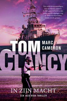 Jack Ryan: Tom Clancy In zijn macht - Marc Cameron John Clark, Toms, Tom Clancy, Thrillers, Books Online, Movie Posters, Usb Stick, Superman, Products
