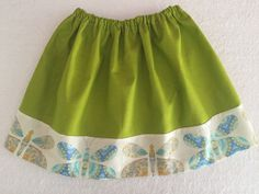 A personal favorite from my Etsy shop https://www.etsy.com/ca/listing/244714561/green-butterfly-baby-skirt