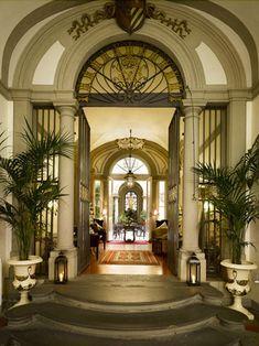 Relais Santa Croce - hotel de luxe Florence et restaurant gastronomique - Relais Châteaux
