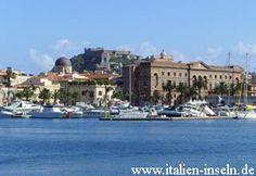 Milazzo - Provinz von Messina auf Sizilien  http://www.italien-inseln.de/messina/milazzo.html