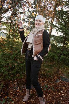 Mathildes verden: Autumn leaves