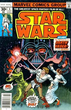 Star Wars #4 Marvel Comics