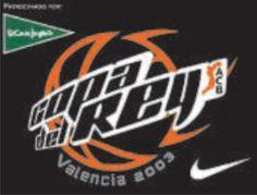 Logo Copa del Rey ACB 2003