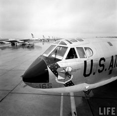 USAF B-52, Strategic Air Command - 1960