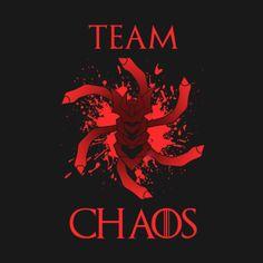 Giratina is symbol of team chaos