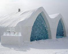 The Ice Hotel - Quebec