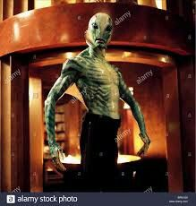 Abe Sapien by Doug Jones, Lead Actor Image from Hellboy Hellboy 2004, Aaron Martinez, Abe Sapien, Nightmare Before Christmas Halloween, Full Size Photo, Horror Icons, Mike Mignola, Actors Images, Best Horrors