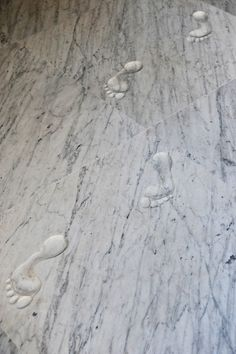 A Magnificent Mistake by Ron Gillard for Italian marble producer Salvator
