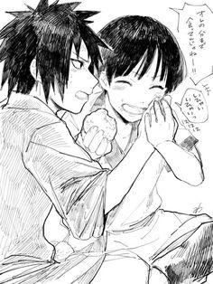 Madara / Hashirama :)