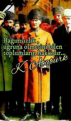 Atatürk'ün fotoğrafların paylaşma köşesi - Topluluk - Google+ Turkish People, The Valiant, Great Leaders, My Hero, Freedom, Father, Invitations, Inspirational Quotes, Feelings