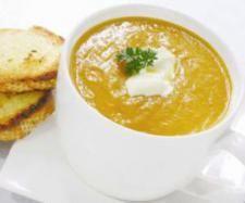Thai Spiced Pumpkin Soup - Thermomix