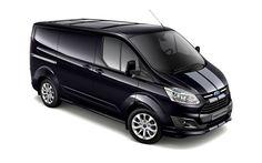Ford #Transit_Custom Sport Van