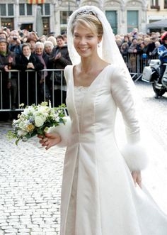 Archduchess Marie-Christine of Austria to wed Count Rodolphe of Limburg-Stirum on 6 Dec 2008 in Mechelen Belgium.
