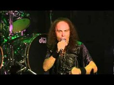 Dio - Heaven And Hell Live In London 2005 - The late great Ronnie James