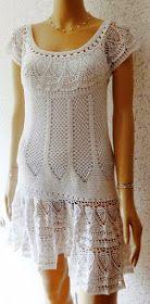 Puntos hermosos para conectar a un molde base para tejer las distintas prendas