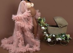 Maternity Shoots, Maternity Dresses, Pregnancy Dress, Room Girls, Black Queen, Our Baby, Dress Ideas, Baby Photos, Baby Room