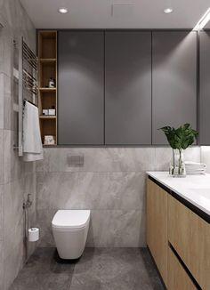 Bathroom Lighting Design, Bathroom Design Luxury, Bathroom Design Small, Bathroom Layout, Modern Bathroom, Downstairs Bathroom, Apartment Bathroom Design, Wardrobe Design Bedroom, Toilet Design