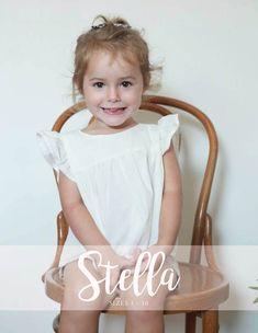 Bebekins Stella Dress/Top (Size: 1-10)