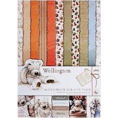 Dinglefoot's Scrapbooking - Wellington Ultimate Die Cut Pack, $18.99 (http://www.dinglefoot.com/wellington-ultimate-die-cut-pack/)