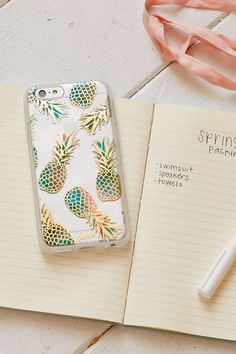 Sonix Pineapple iPhone 6/6s Case