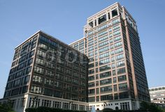 Morgan Stanley Building, Canary Wharf, London.
