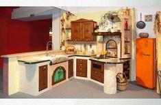 Cucine in muratura (Foto 20/43) | PourFemme