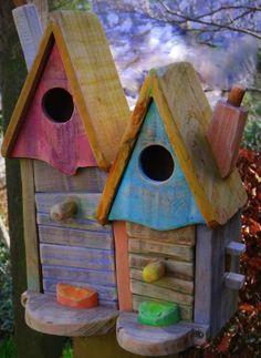 Secretive Birdhouse