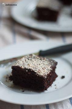 Czekoladowe ciasto z burakiem