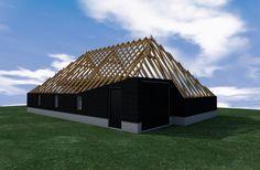 Studio SBA » Vlaamse schuur