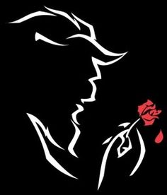 Disney's Beauty and the Beast, the the smash hit Broadway musical, is coming to Vancouver in February and I've partnered with the show and the world renown OPUS Hotel to offer you the chance to win a fabulous date night in the city. Beauty And The Beast Silhouette, Beauty And The Beast Tattoo, Disney Beauty And The Beast, Tale As Old As Time, Disneyland, Illustration, Musicals, Animation, Musical Theatre