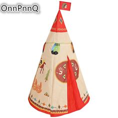 Dream indian house Portable Indoor tipi tent kids enfant indian playhouse Game Tents Children's Giant Teepee -- AliExpress Affiliate's buyable pin. Click the VISIT button to view the details on www.aliexpress.com