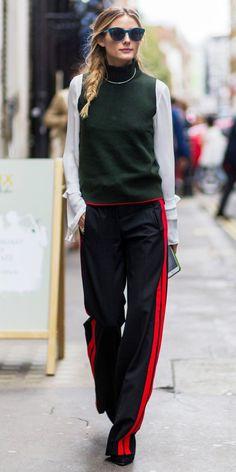 Estilo Olivia Palermo, Olivia Palermo Outfit, Olivia Palermo Lookbook, Olivia Palermo Style, Look Street Style, Street Styles, Spring Fashion 2017, Sport Chic, Alexa Chung