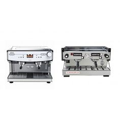 La Marzocco feat Schaerer - La Marzocco Linea Classic Espresso Machine 2 Group and Schaerer Barista - with Telemetry Cheap Coffee Machines, Coffee Shop Business, Barista, Espresso Machine, Coffee Maker, Restaurant, Group, Classic, Shopping