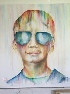 Acrylic nephew