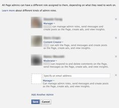 Facebook Pages Finally Get Administrator Roles and Sheduled Postssocial ~ Jaiser Abbas