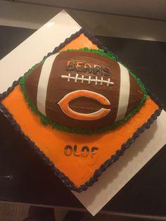 Chicago Bears Cake Ideas