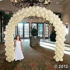 Balloon Arch Frame, Balloon Accessories, Balloons & Streamers, Party Themes & Events - Oriental Trading