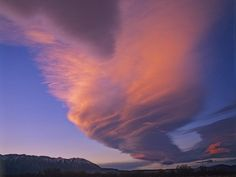 Storm and Bad Weather Photography , 99 photos in Others category, Others photos Lenticular Clouds, Angel Clouds, Star Cloud, Gods Creation, Beautiful Sky, Beautiful Things, Big Sky, Natural Wonders, Natural World